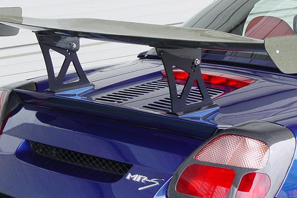Toyota Official Site >> SARD :: AERO KIT(TOYOTA MR-S AERO)